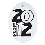 BIG Class of 2012 Ornament (Oval)