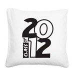BIG Class of 2012 Square Canvas Pillow