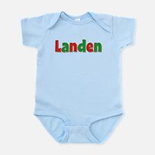 Landen Christmas Infant Bodysuit