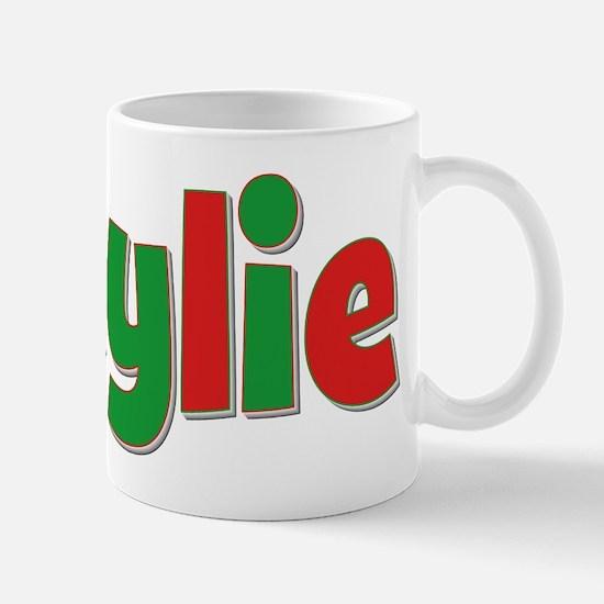 Kylie Christmas Mug