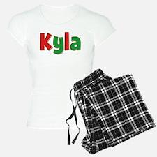 Kyla Christmas Pajamas