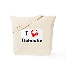 Deboche music Tote Bag