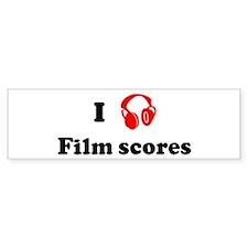 Film scores music Bumper Bumper Sticker