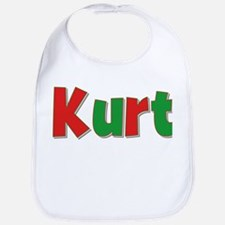 Kurt Christmas Bib