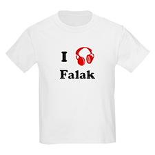Falak music Kids T-Shirt