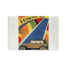 Erskine Six '27 Art Deco Studebaker Sedan Rectangl