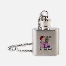 Its a comb not a wand!.png Flask Necklace