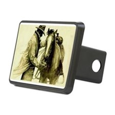Saddle Up Hitch Cover
