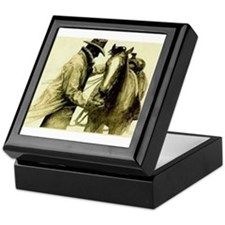 Saddle Up Keepsake Box