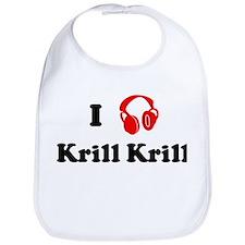 Krill Krill music Bib