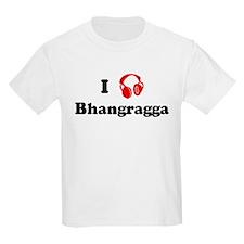 Bhangragga music Kids T-Shirt