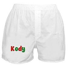 Kody Christmas Boxer Shorts