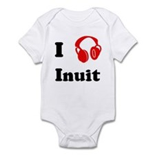 Inuit music Infant Bodysuit
