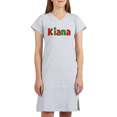 Kiana Christmas Women's Nightshirt