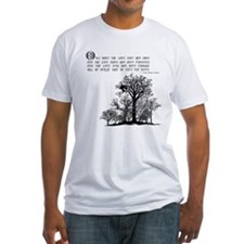 tree_proverb_now T-Shirt