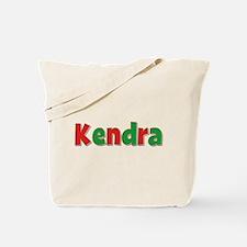 Kendra Christmas Tote Bag
