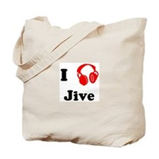 Jive music Tote Bag
