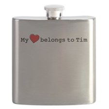 My Heart Belongs To Tim Flask