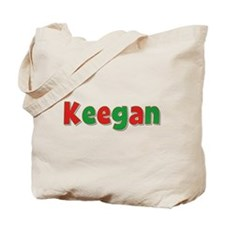 Keegan Christmas Tote Bag