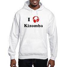 Kizomba music Hoodie
