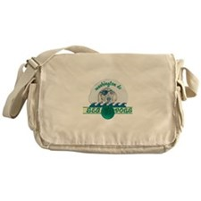 Sea Dog Messenger Bag