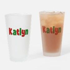 Katlyn Christmas Drinking Glass