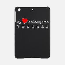 My Heart Belongs To Verdell iPad Mini Case