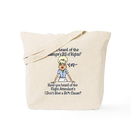 FA Clause Tote Bag