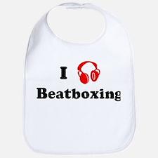 Beatboxing music Bib