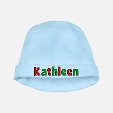 Kathleen Christmas baby hat