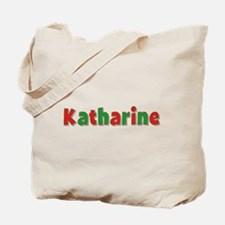 Katharine Christmas Tote Bag
