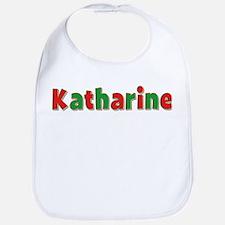 Katharine Christmas Bib