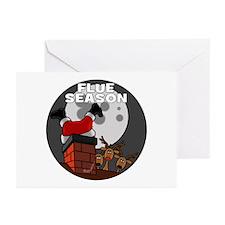 Flue Greeting Cards (Pk of 10)