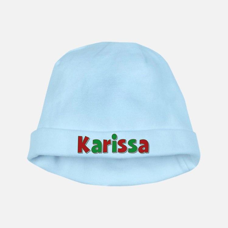 Karissa Christmas baby hat