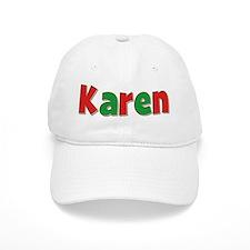 Karen Christmas Baseball Cap