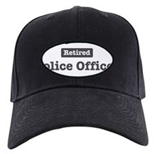 Unique Police officers jobs Baseball Hat