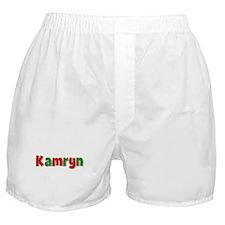 Kamryn Christmas Boxer Shorts