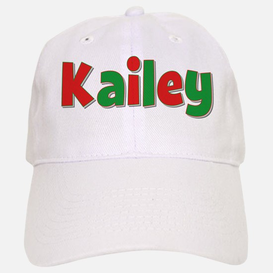 Kailey Christmas Baseball Baseball Cap