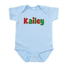 Kailey Christmas Infant Bodysuit