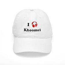 Khoomei music Baseball Cap