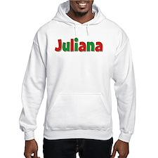 Juliana Christmas Hoodie Sweatshirt