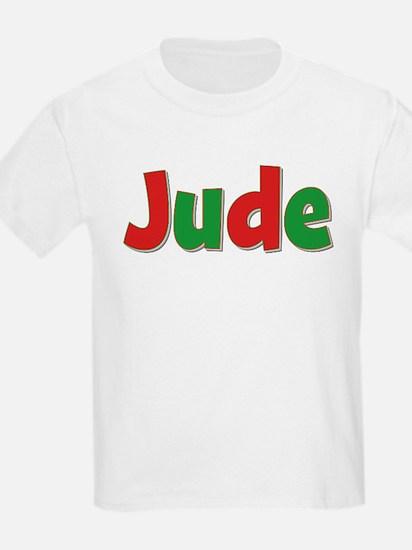 Jude Christmas T-Shirt