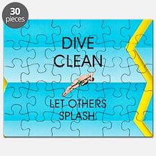 Dive Clean Puzzle
