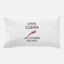 Dive Clean Pillow Case