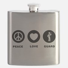 Security Guard Flask