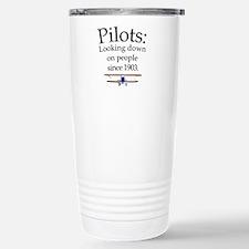 Funny Pilot Travel Mug