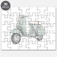 1959 Piaggio Vespa Puzzle