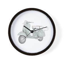 1959 Piaggio Vespa Wall Clock