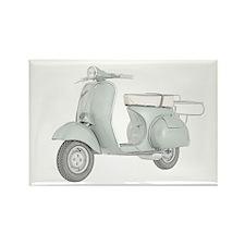 1959 Piaggio Vespa Rectangle Magnet