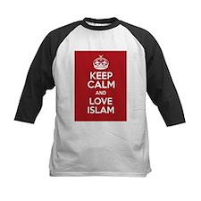 KEEP CALM AND LOVE ISLAM Tee